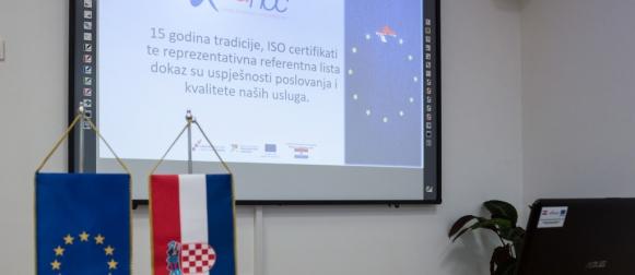 Informatizacija Centra za poduke i prevoditeljstvo u Osijeku