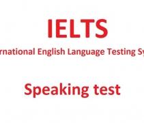 Kako uspješno proći IELTS speaking test