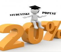 [POPUST ZA STUDENTE 20 % – TEČAJEVI STRANIH JEZIKA]